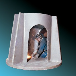 Vertical Melt Furnace